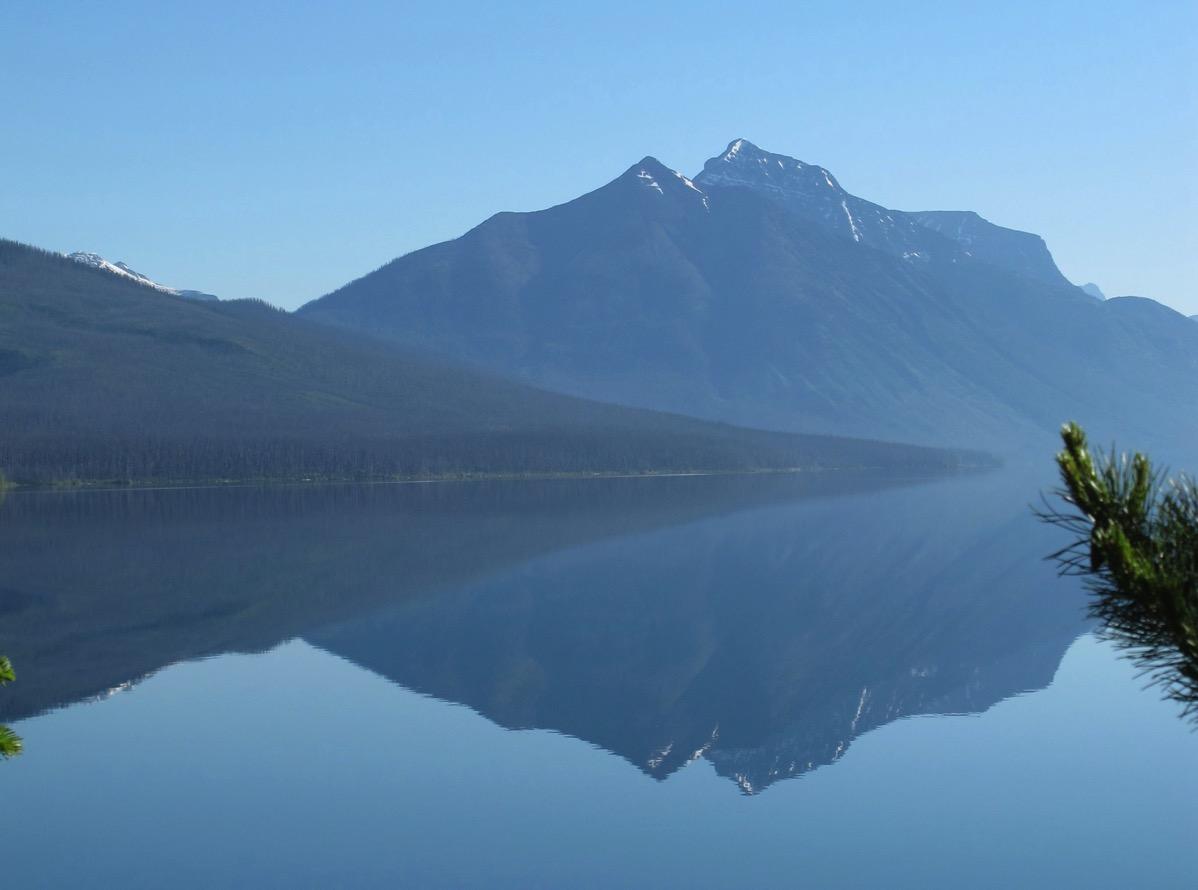 OOD Glacier Pond