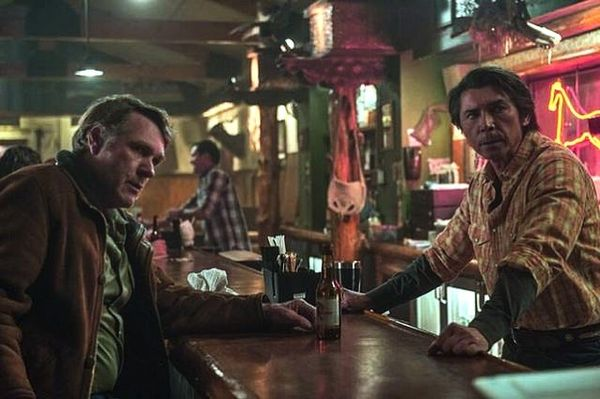 Longmire And Henry Standing Bear Best Friends Back On